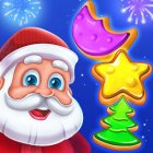New Year's sweets: adventures puzzle Santa Claus 3