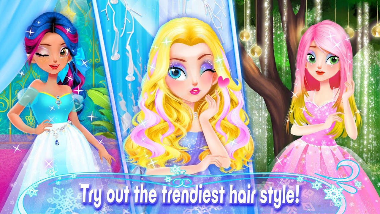 Download Princess Hair Salon Girls Games 1 5 Apk For Android Free