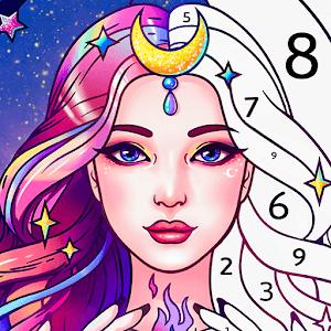 Скачать Coloren — Раскраска по номерам и головоломки 1.3.2 ...